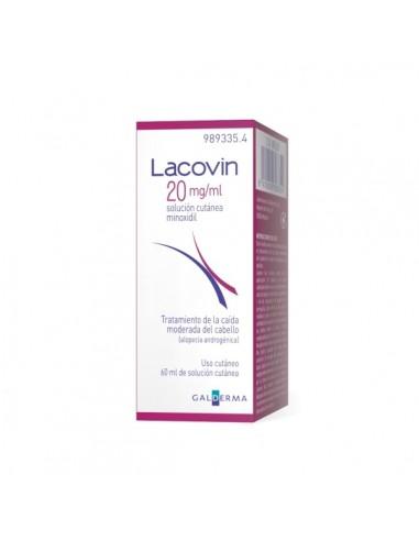 LACOVIN 20 MG/ML SOLUCION CUTANEA 1...