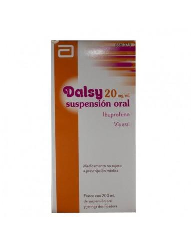 DALSY 20 MG/ML SUSPENSION ORAL 1...