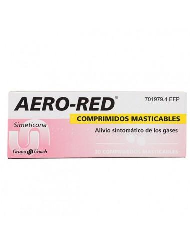 AERO RED 40 MG 30 COMPRIMIDOS...