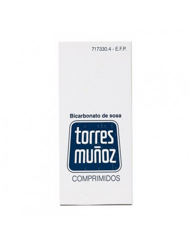 BICARBONATO DE SOSA TORRES MUÑOZ 500...